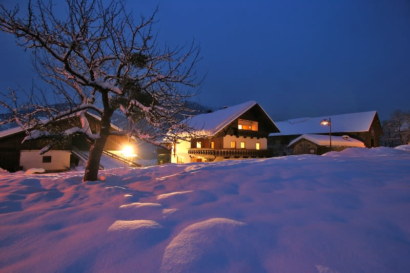 Willkommen zum Winterzauber am Kristemoarhof