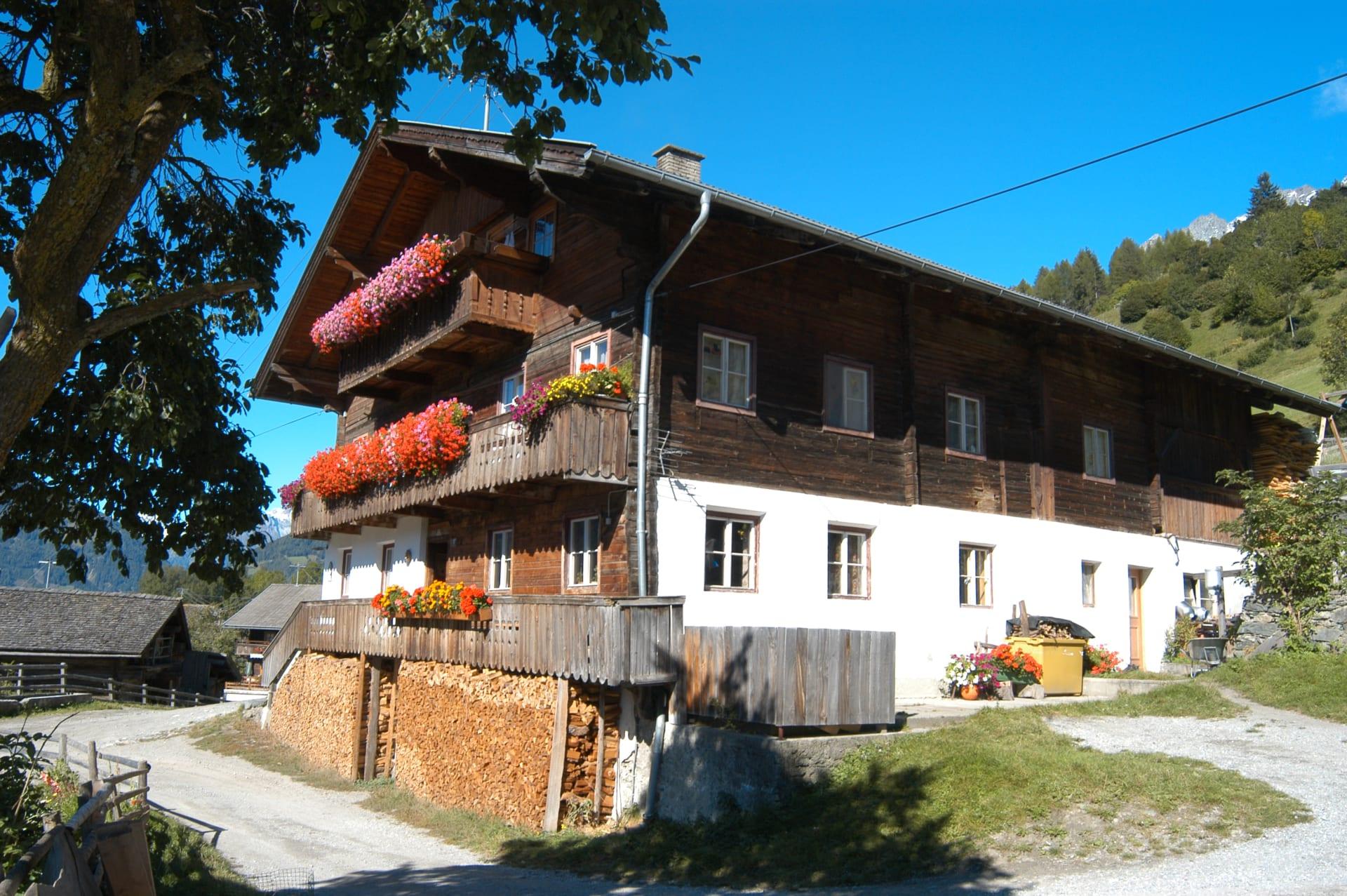 Mortnerhof im Sommer