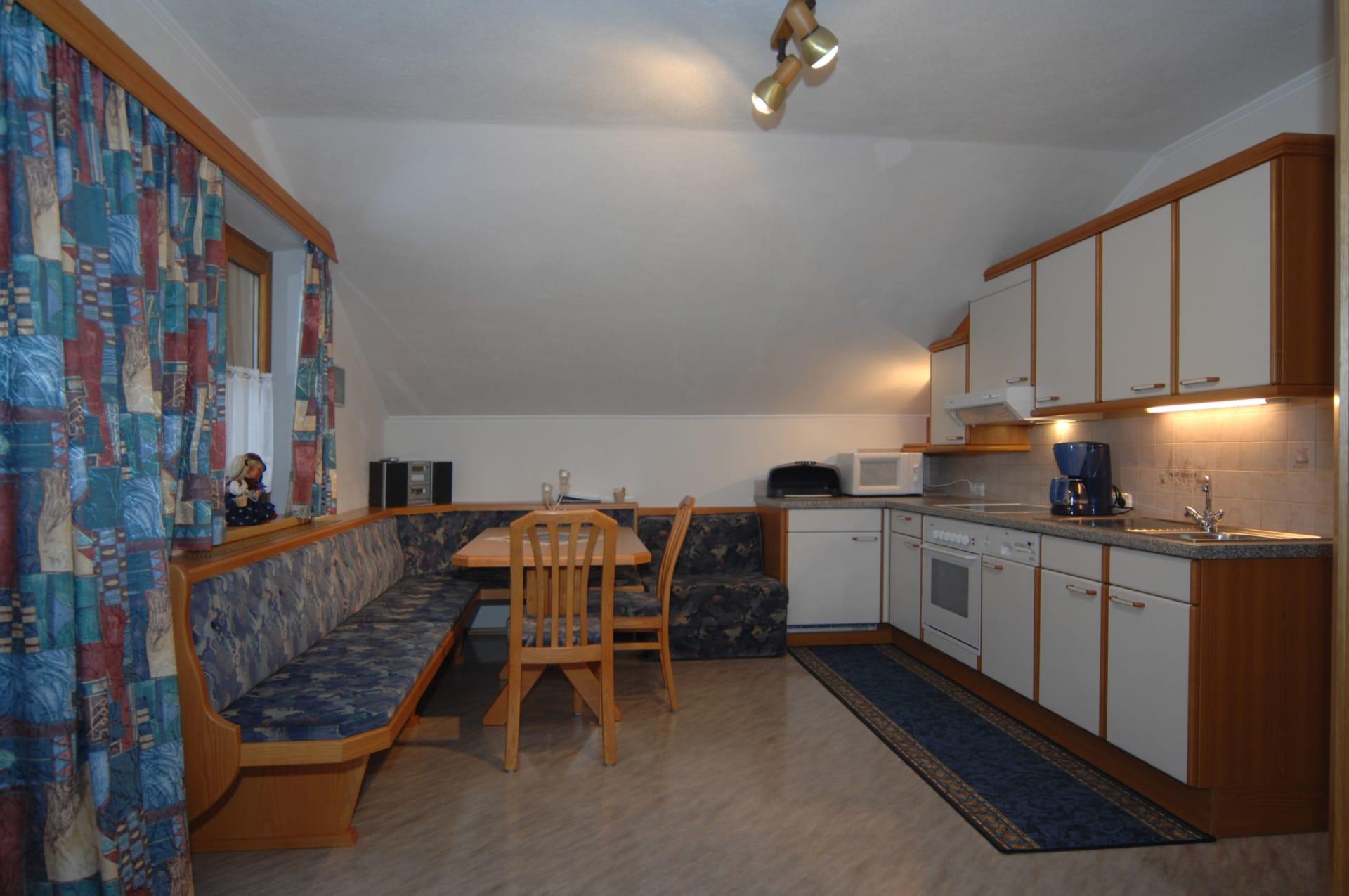 Fewo Nord (2 Schlafzimmer+Küche)
