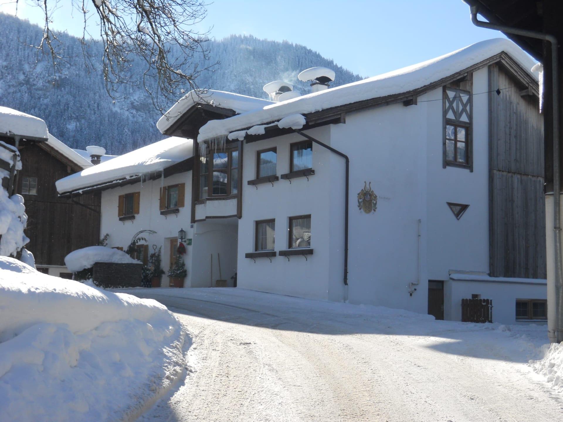 Winter Gintherhof