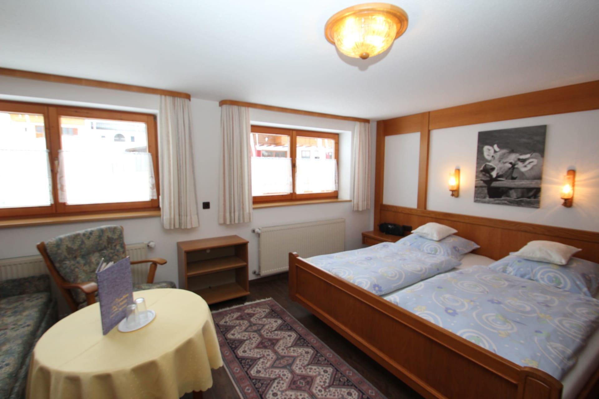 Zimmer 7 (Enzian)