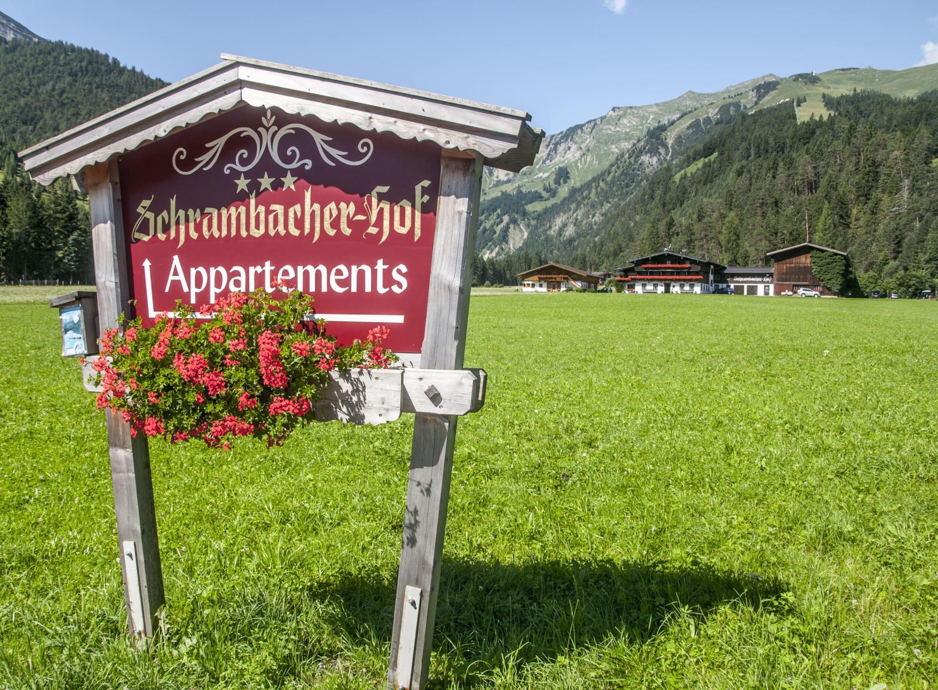 Willkommen am Schrambacherhof
