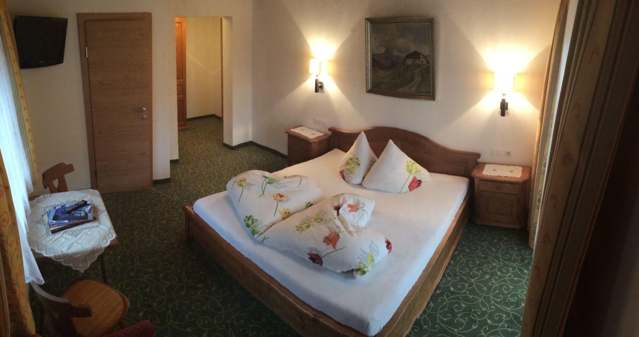 Doppelzimmer (Zimmer 10)