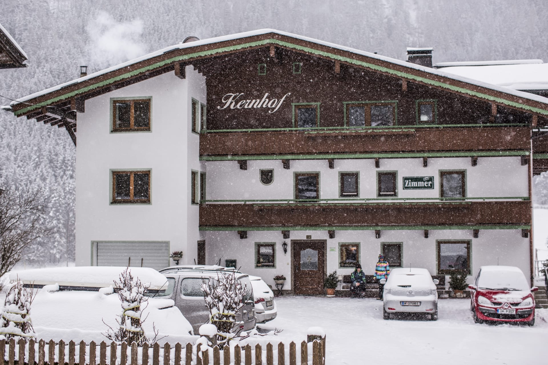 Gästehaus Kernhof