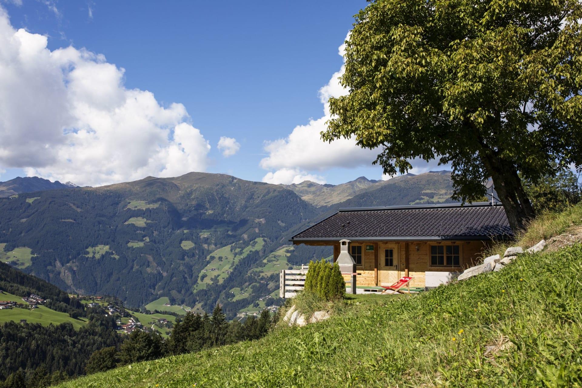 Friedlach-Hütte
