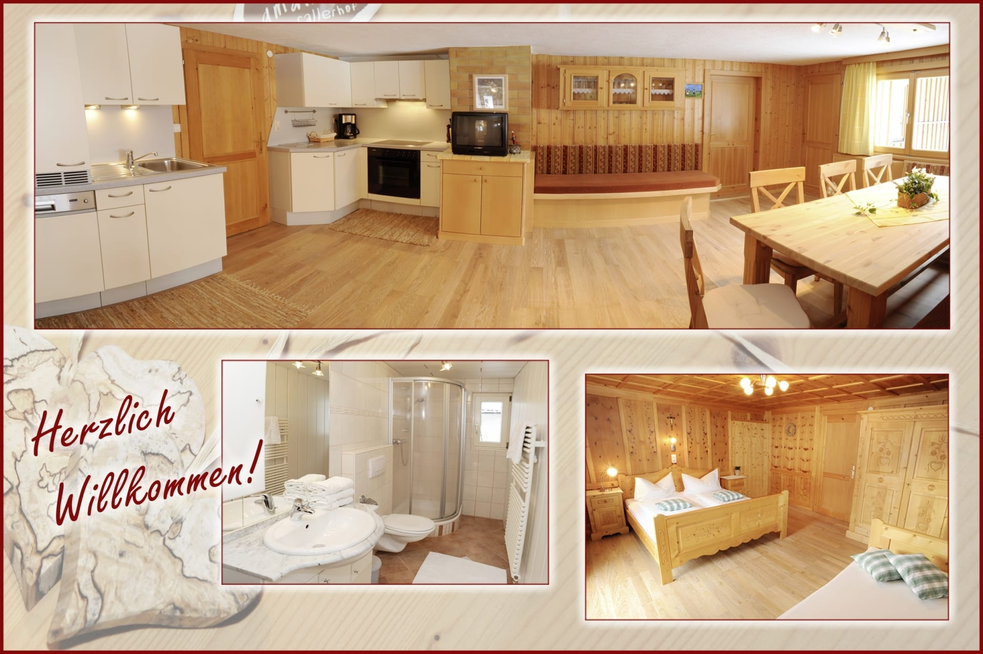 Apartment Montafon,Sallerhof