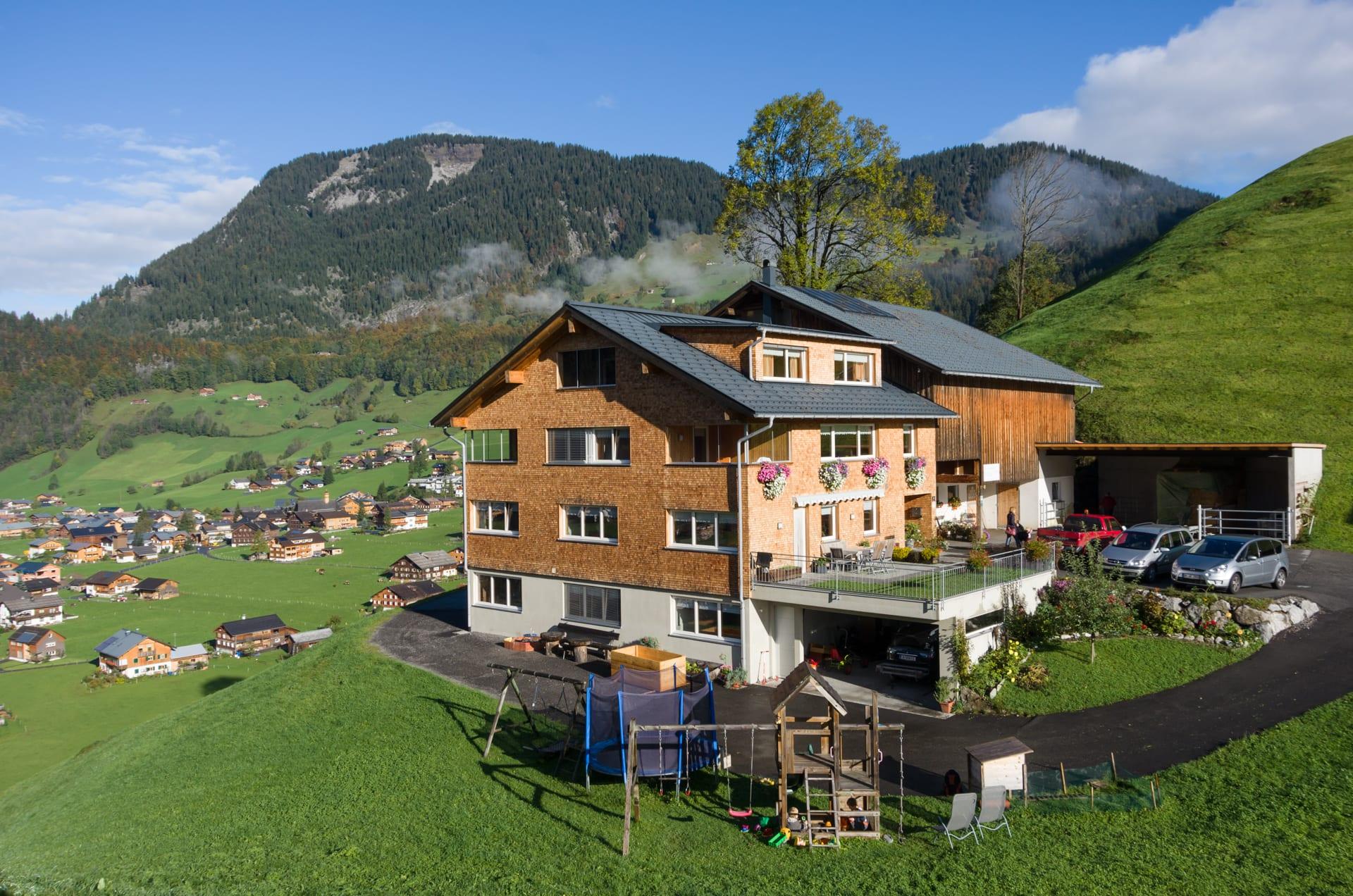 Panoramahof Eggele Kinderbauernhof