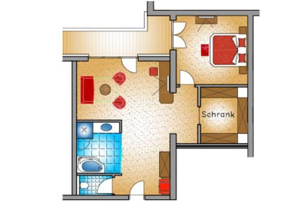 Alpenzauber-Suite