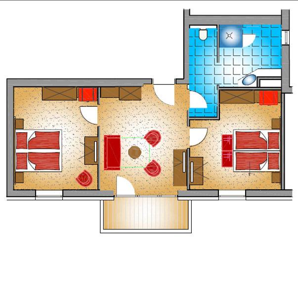 Zillertal-Suite