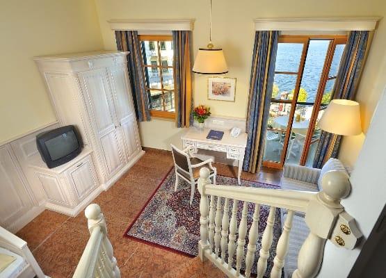 Familienappartement mit Balkon