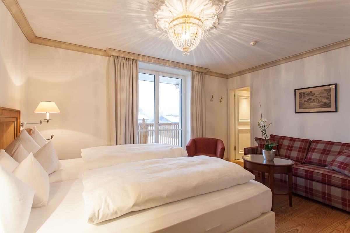 Landhaus-Zimmer 27m²