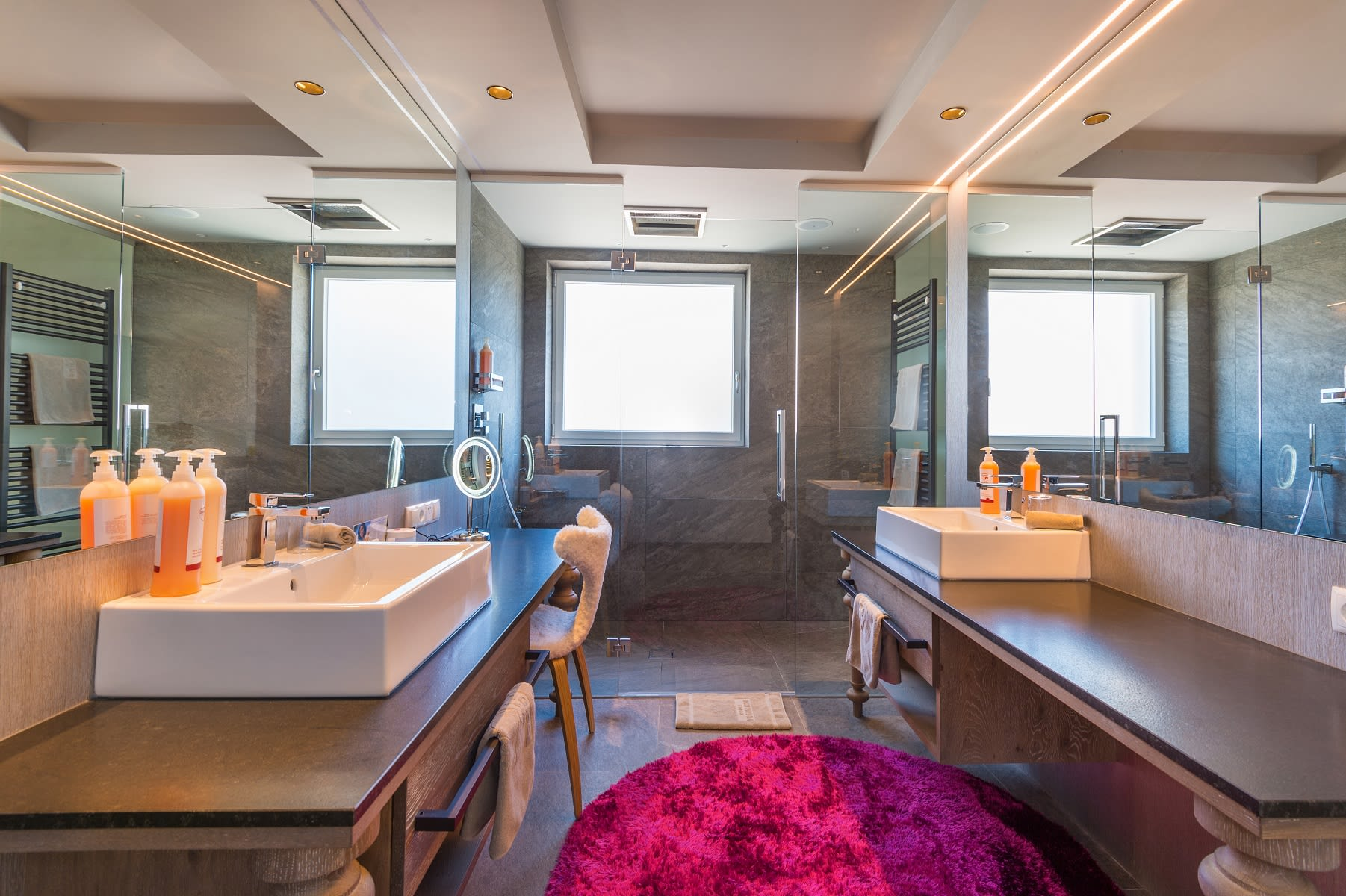 Bathroom Romantic Suite Love