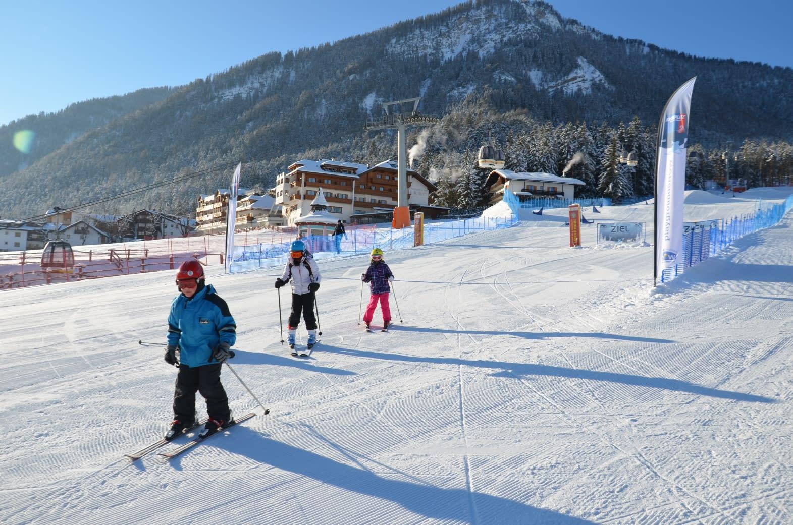 Urlaubsangebot Dolomiti Super Kids