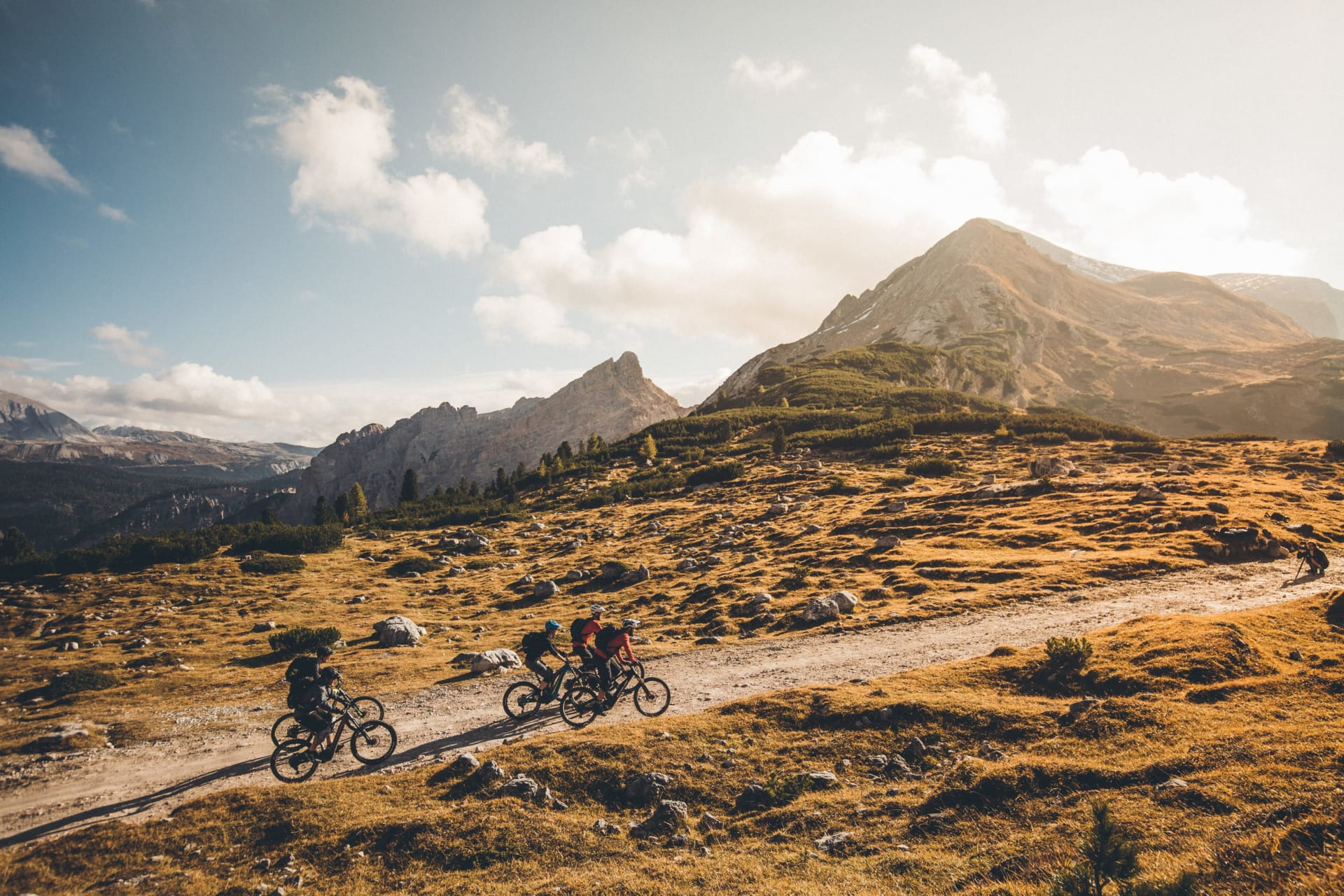 Tour & Trail - Bike- & Wellnessurlaub in den Dolomiten