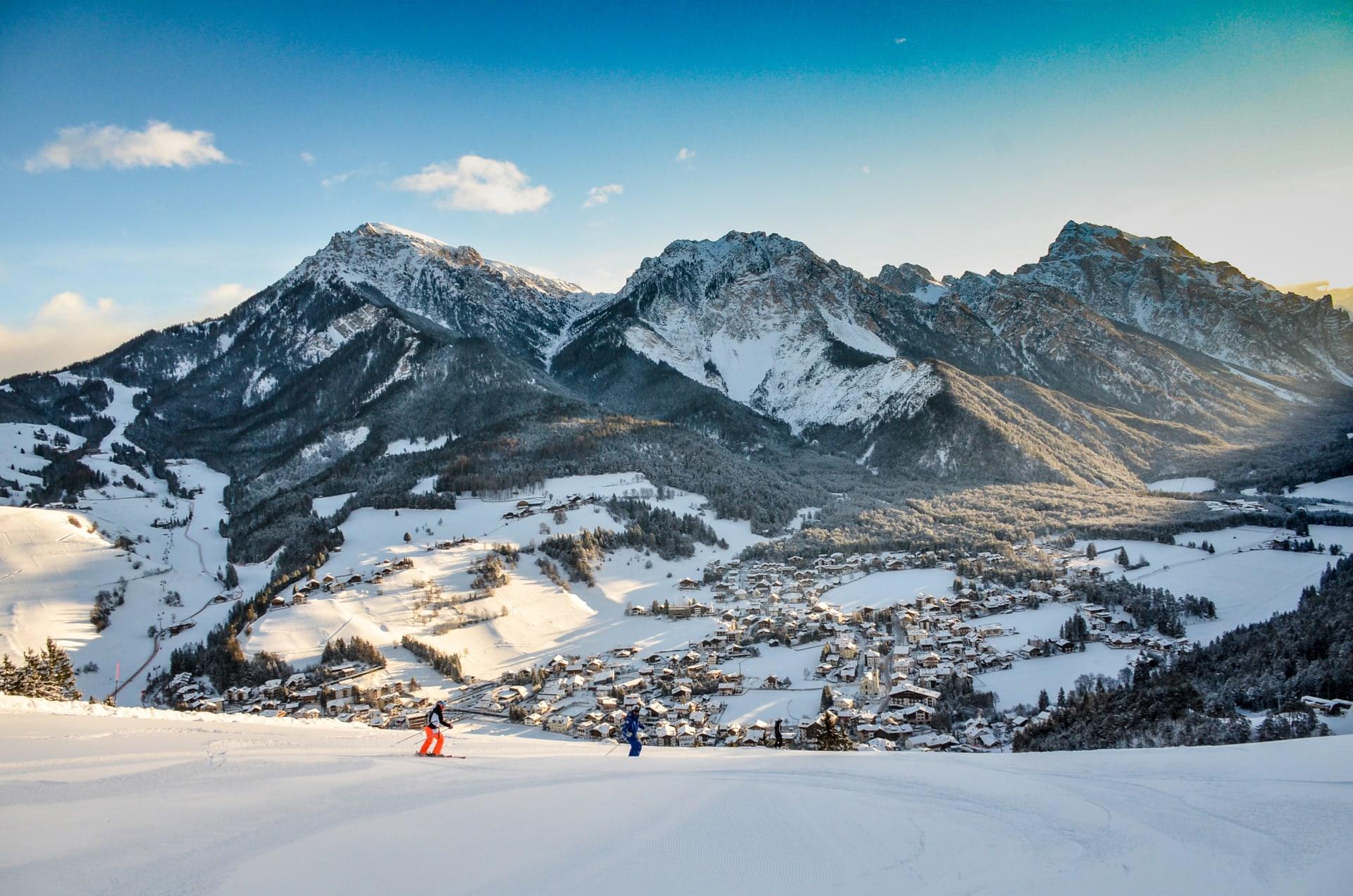 Urlaubsangebot Dolomiti Super Sun, Ski & ...