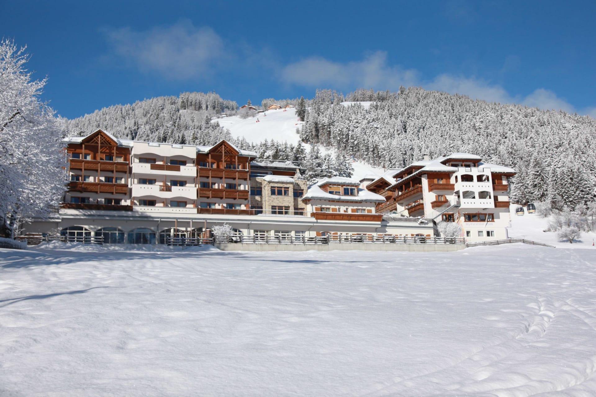 Urlaubsangebot Settimane bianche sci e ...