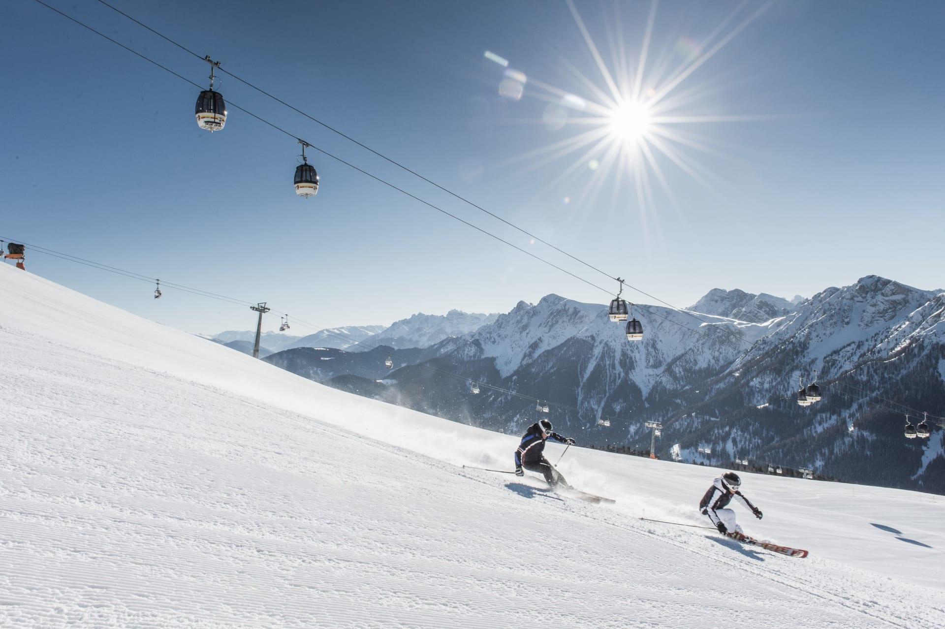 Urlaubsangebot Dolomiti Super Première 4=3