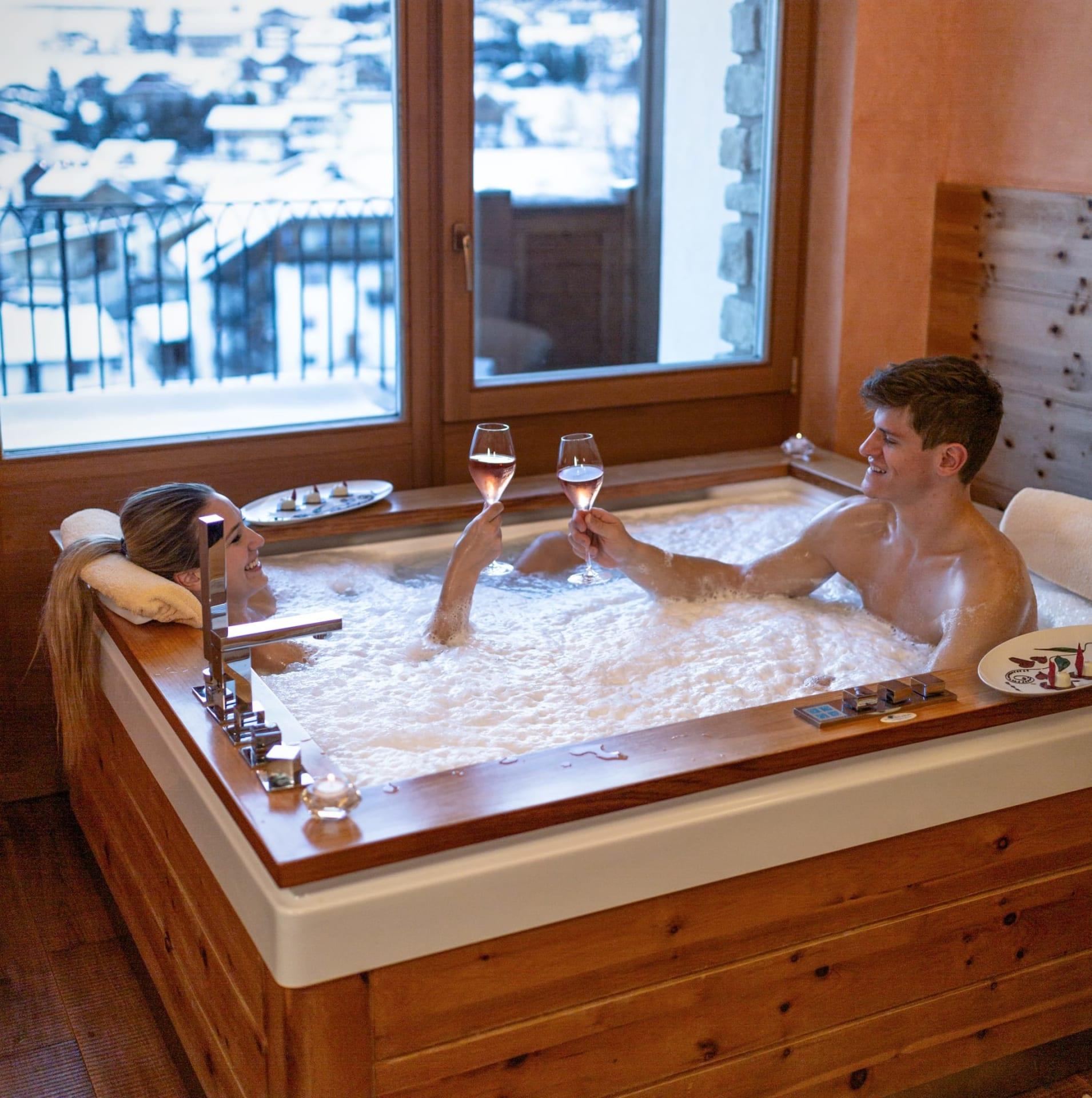 Urlaubsangebot Romantic Dolomites Days