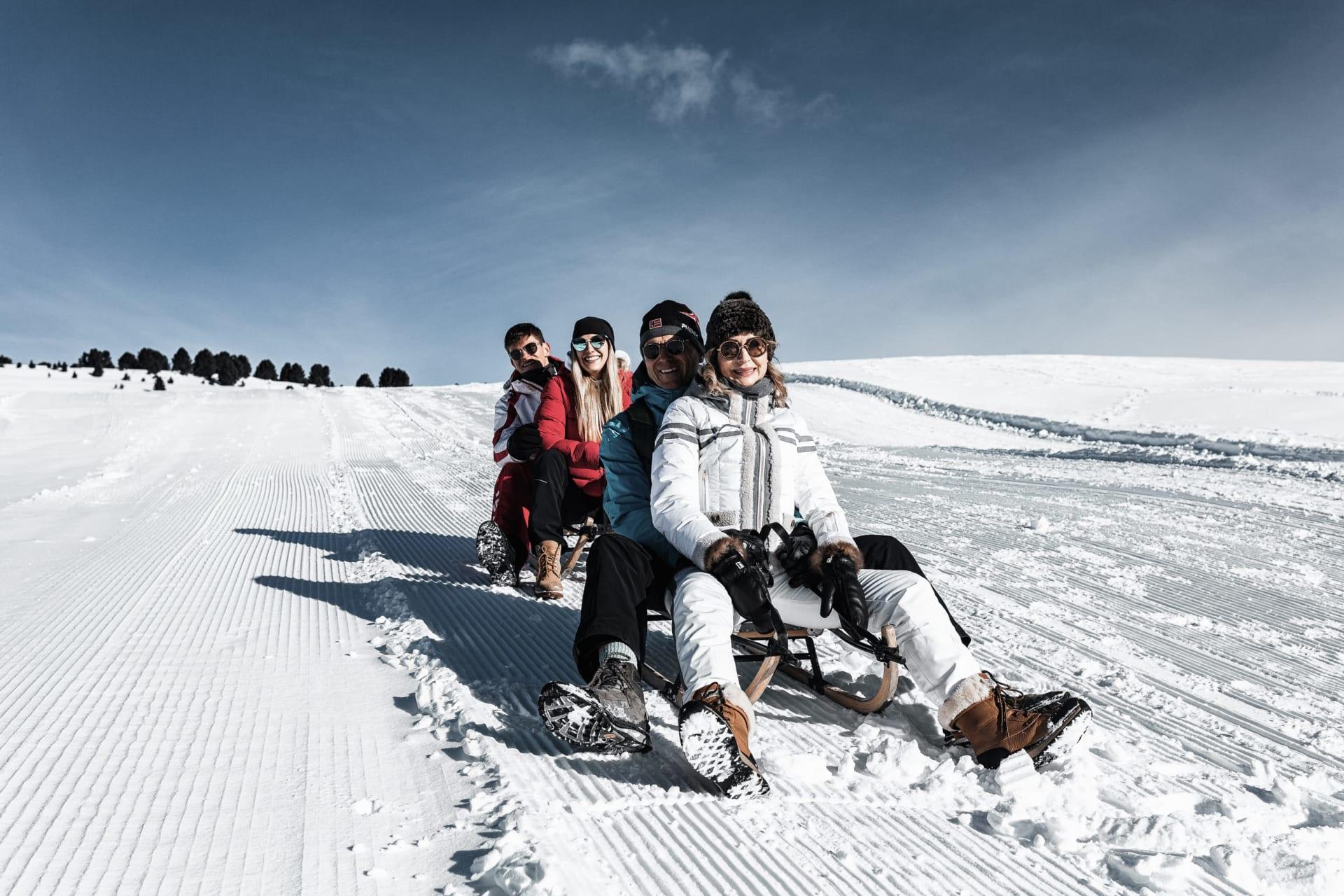 Urlaubsangebot Settimane Bianche Sci & ...