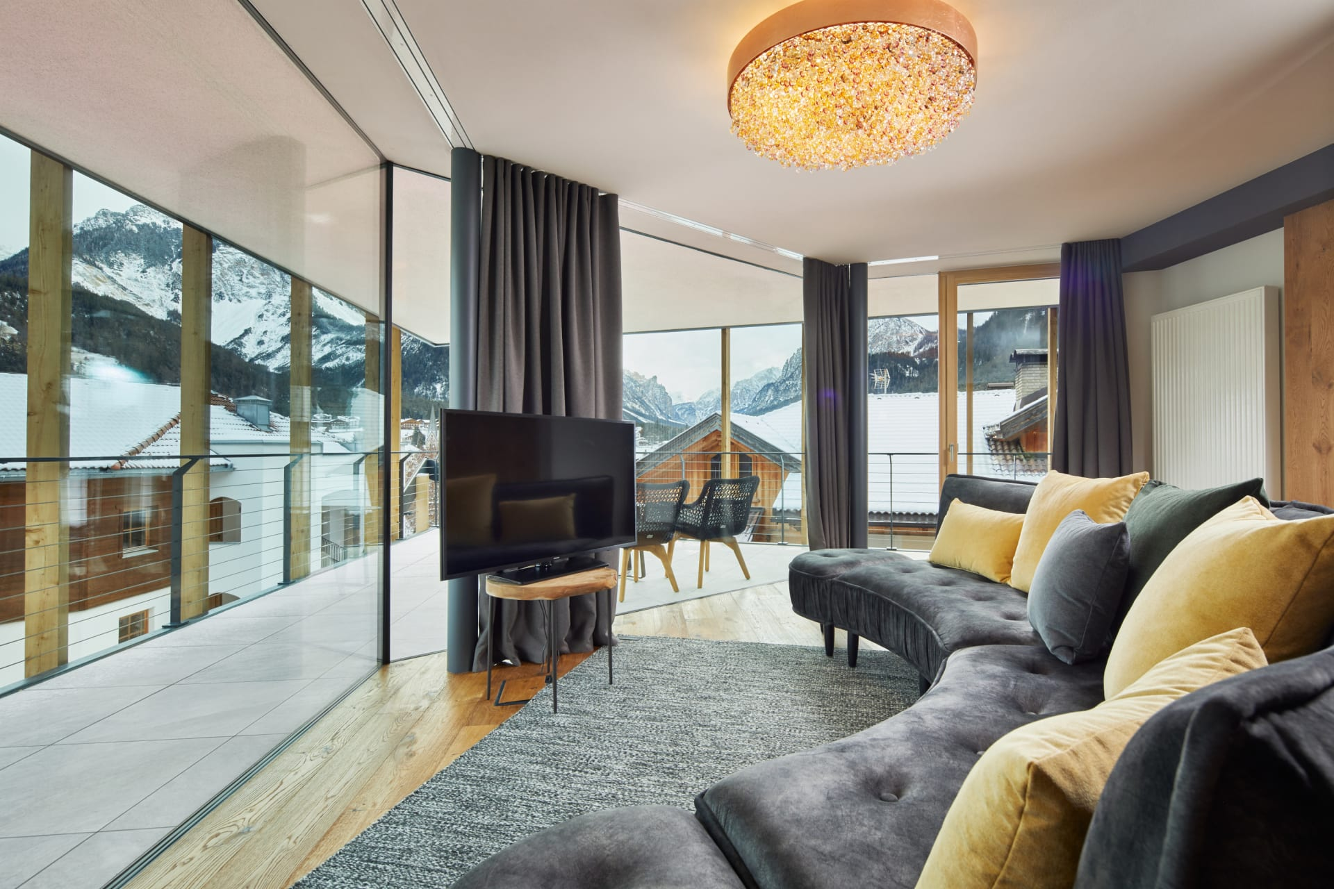 Zimmerkategorie Dolomites Star Suite