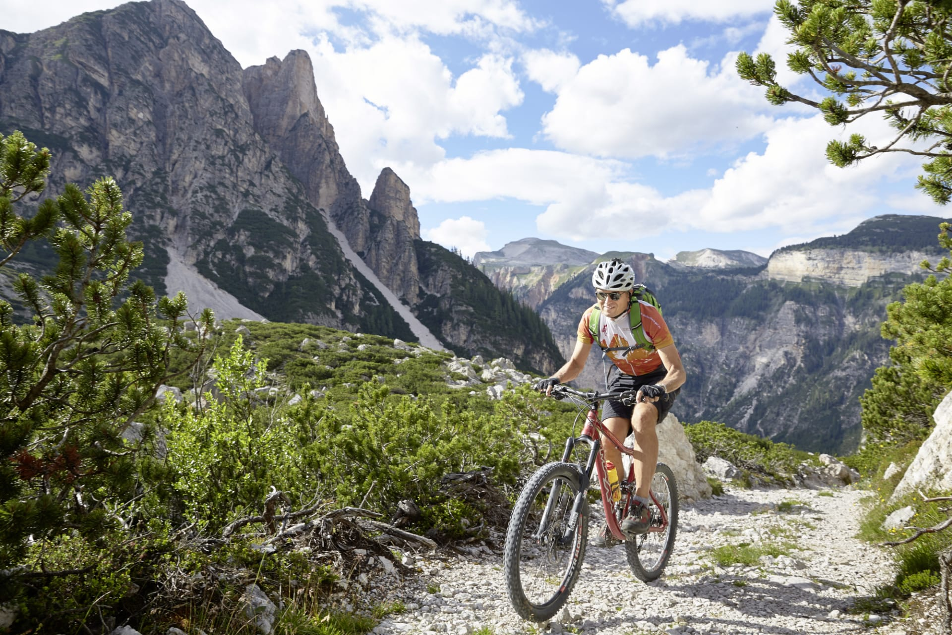 Short Stay Tour, Trail & Dolomiten-Wellness