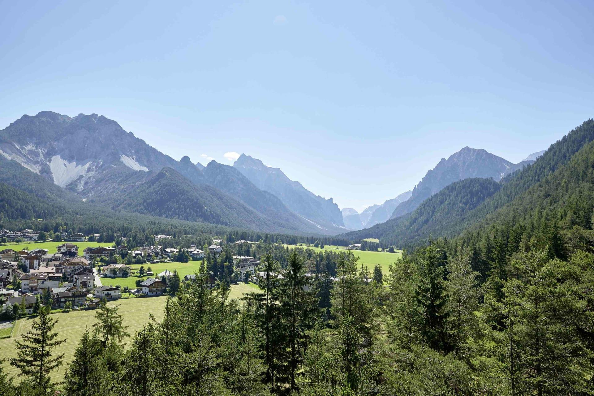 Urlaubsangebot Südtirol Dolomiti Balance