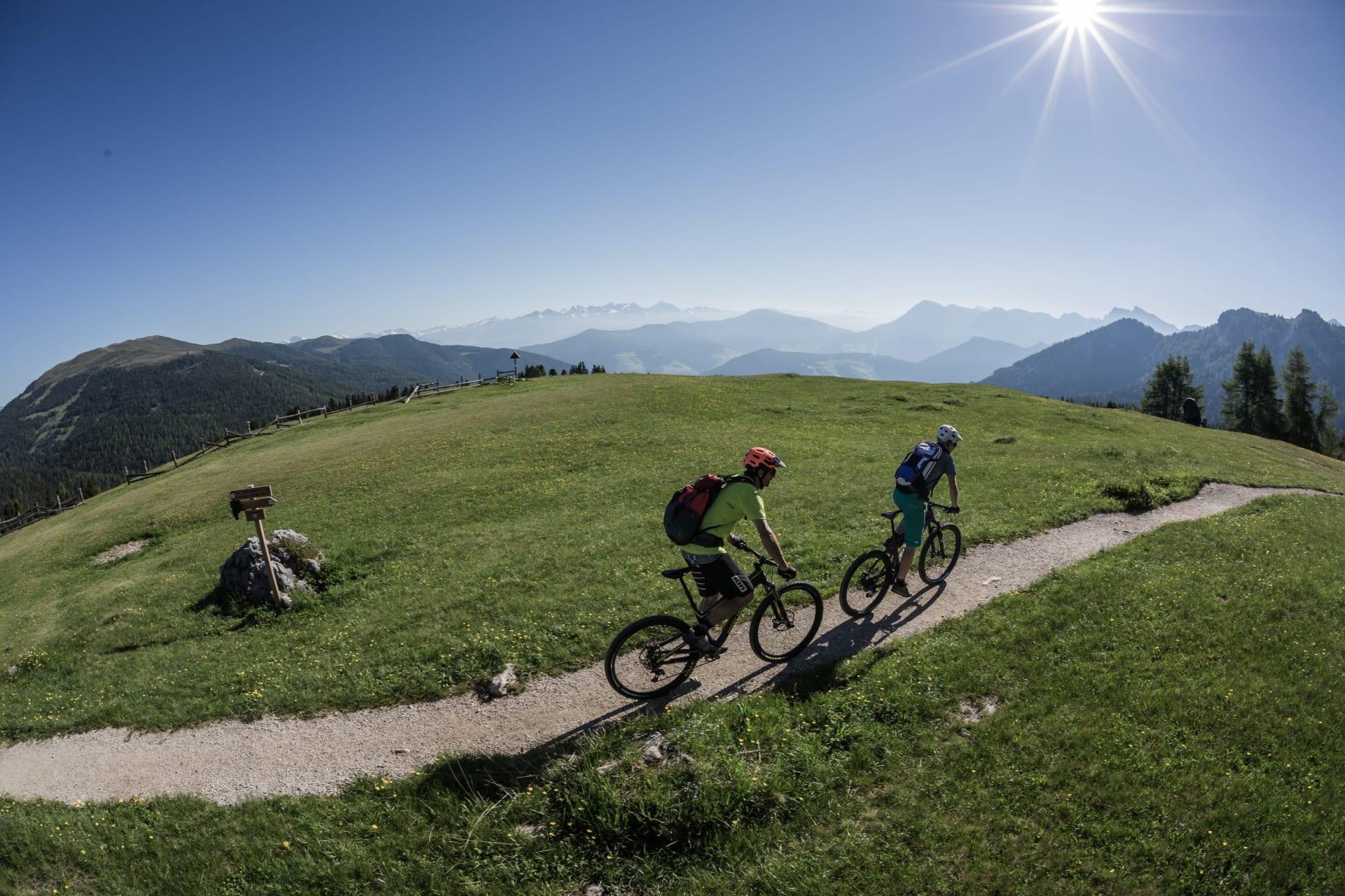 Kronplatz - Freeride & Parks auf Südtirols Aktivberg N. 1