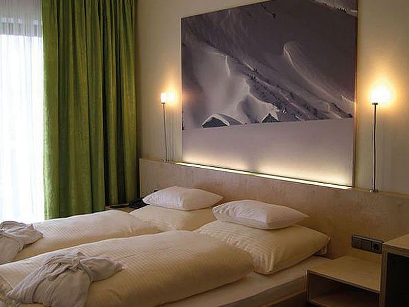 Doppelzimmer Grubigstein Kat. 2