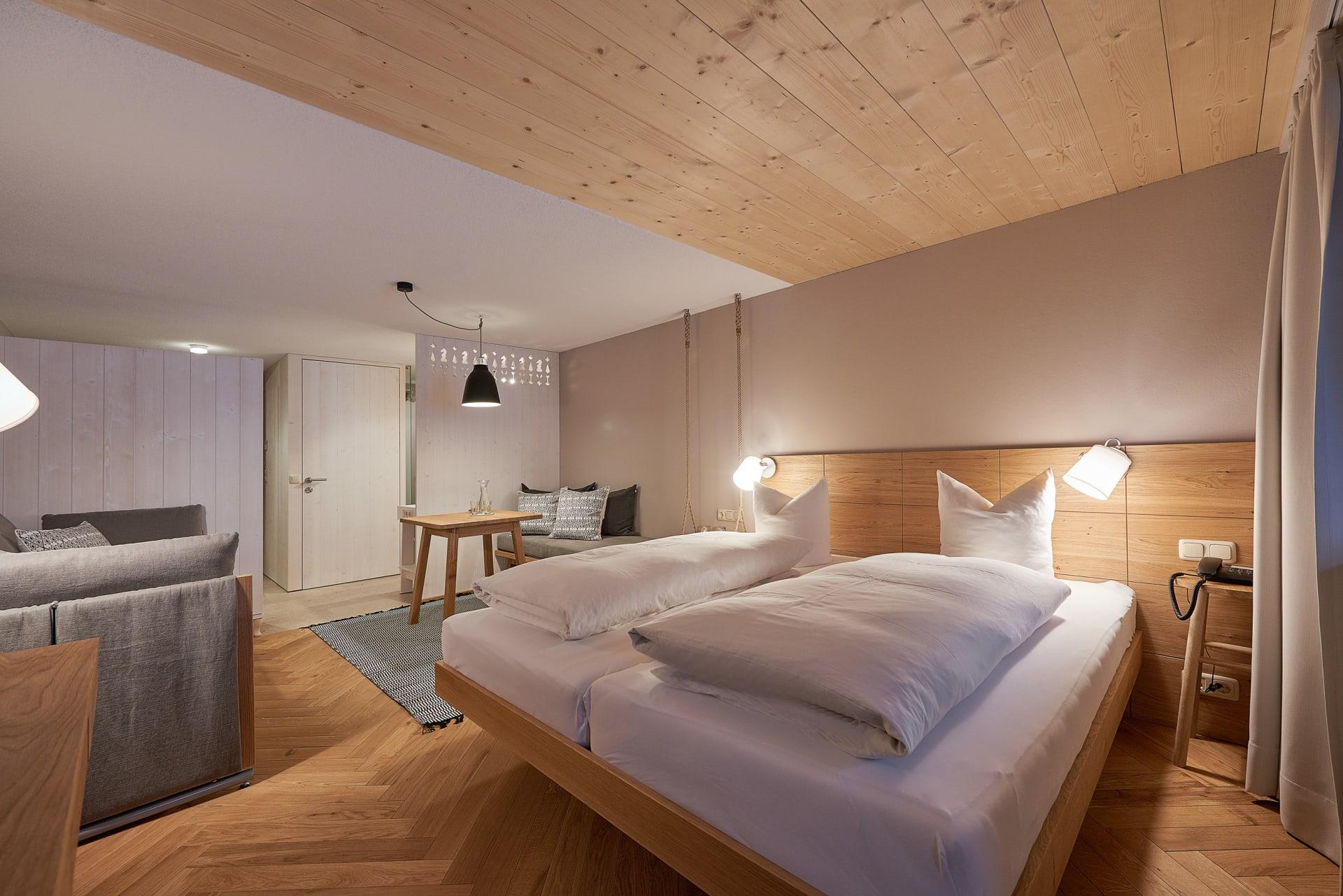 Zimmer Bergblüh