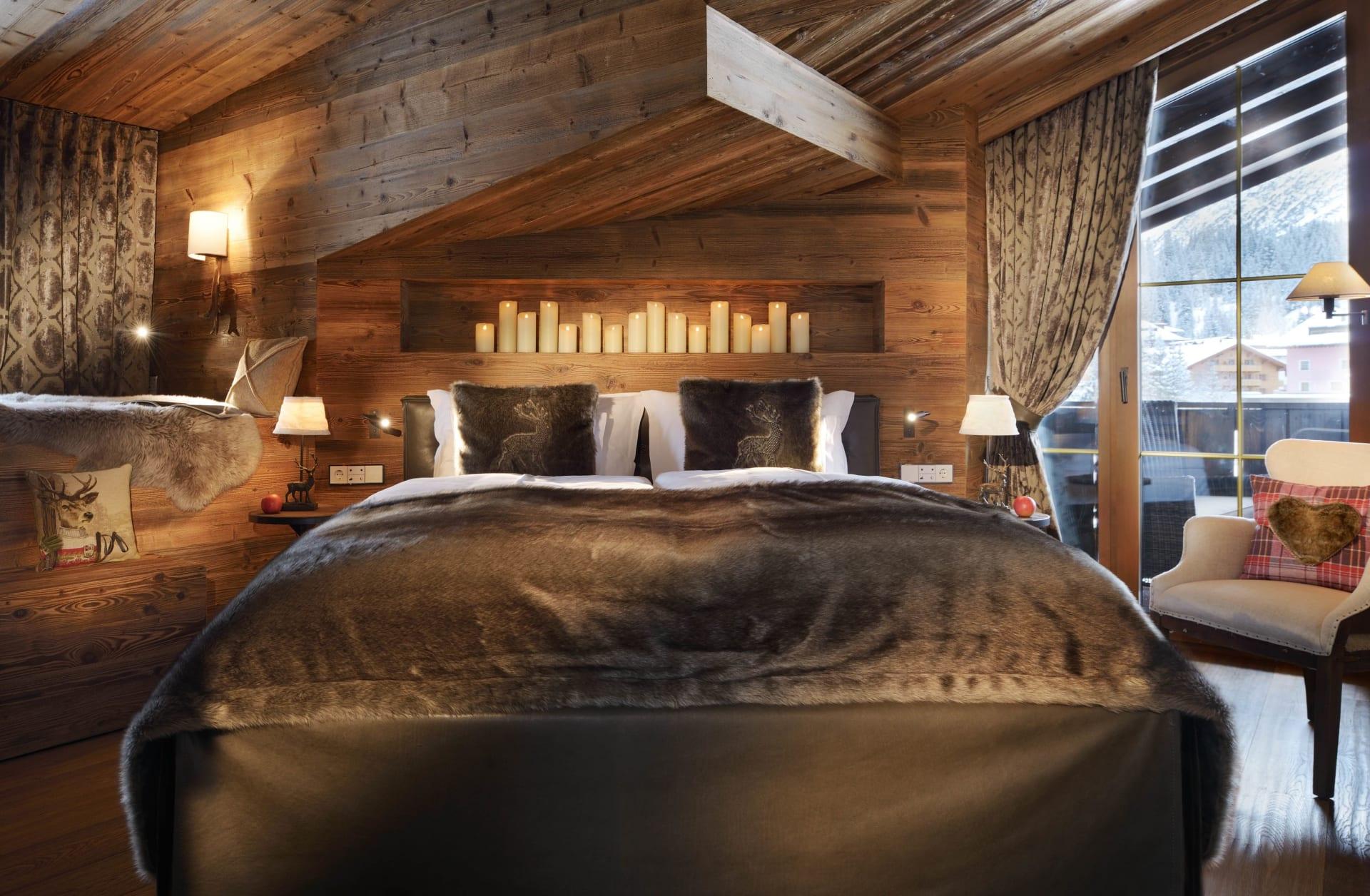 Jagdhof Two-Bedroom Suite - 110m²