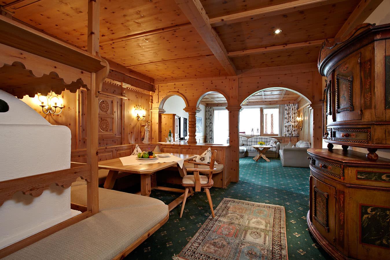 Jagdhof – Suite