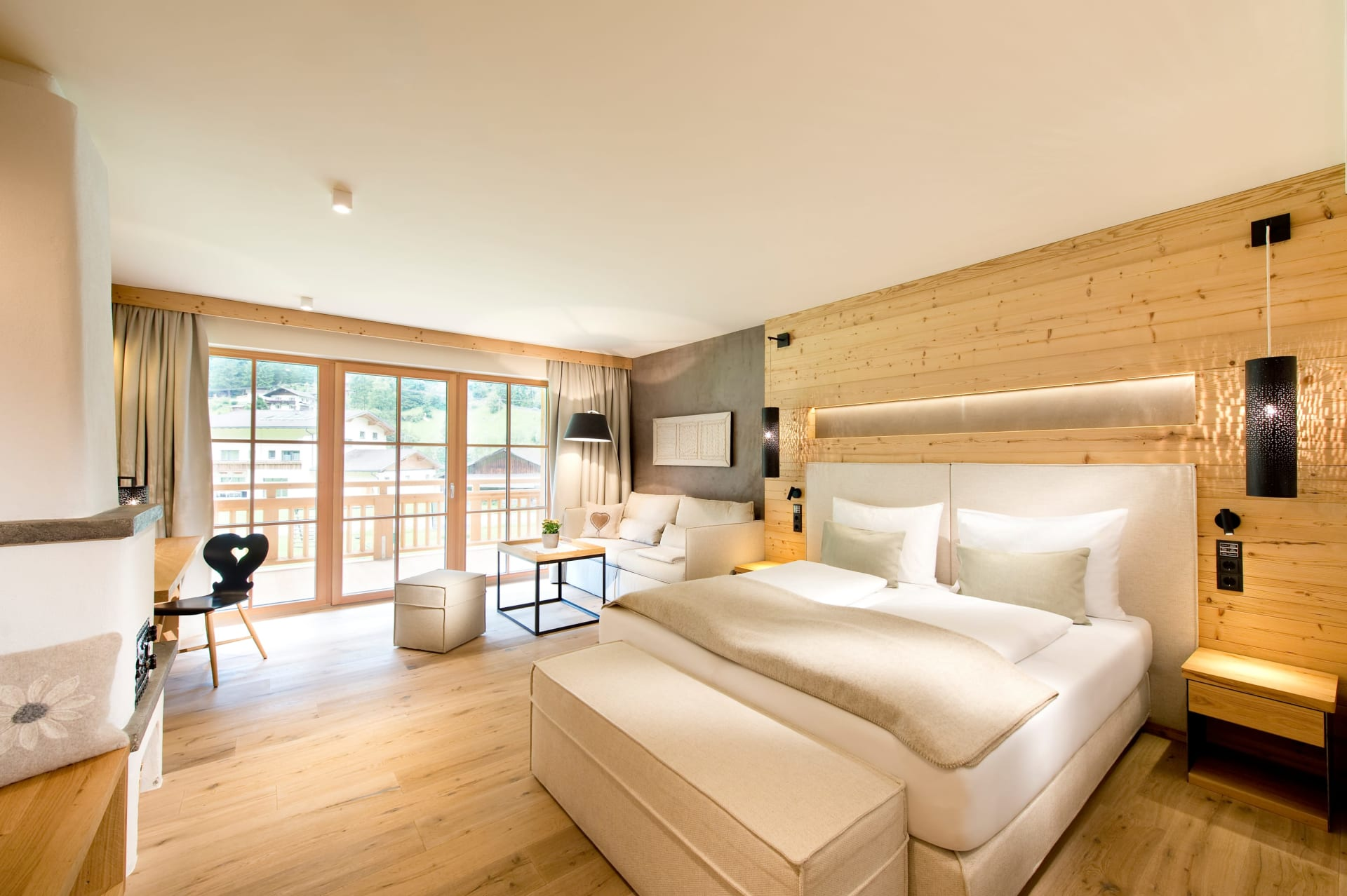 Landhaus Suite Barrierefrei