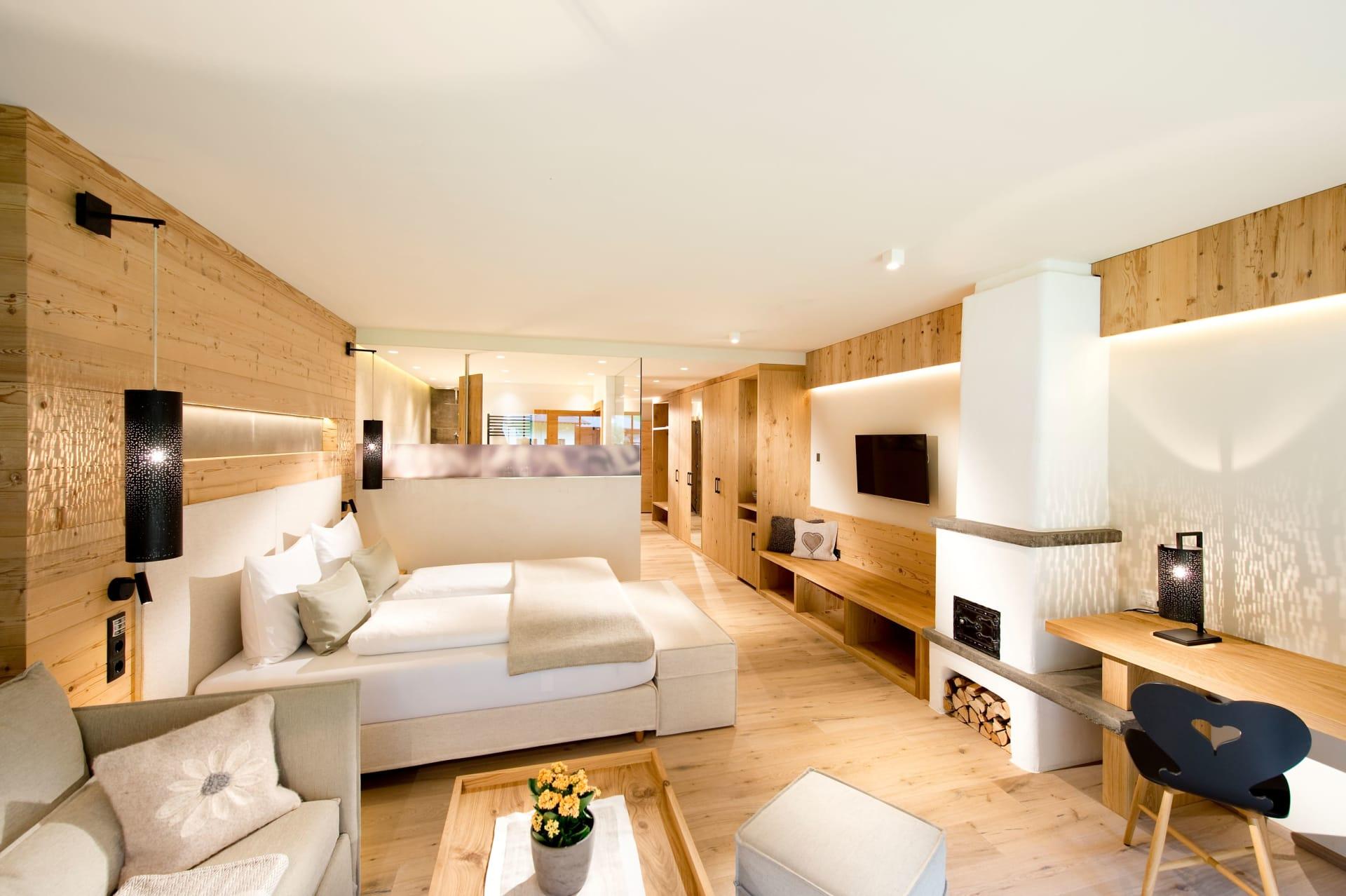 Landhaus Suite mit Kinderzimmer