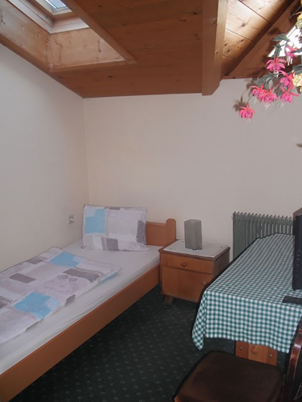 Einzelzimmer ohne Balkon