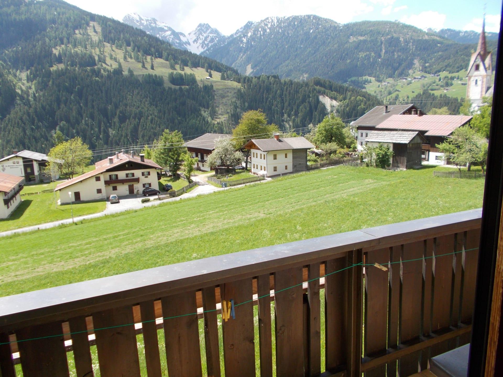 Doppelzimmer Balkon / Terrasse