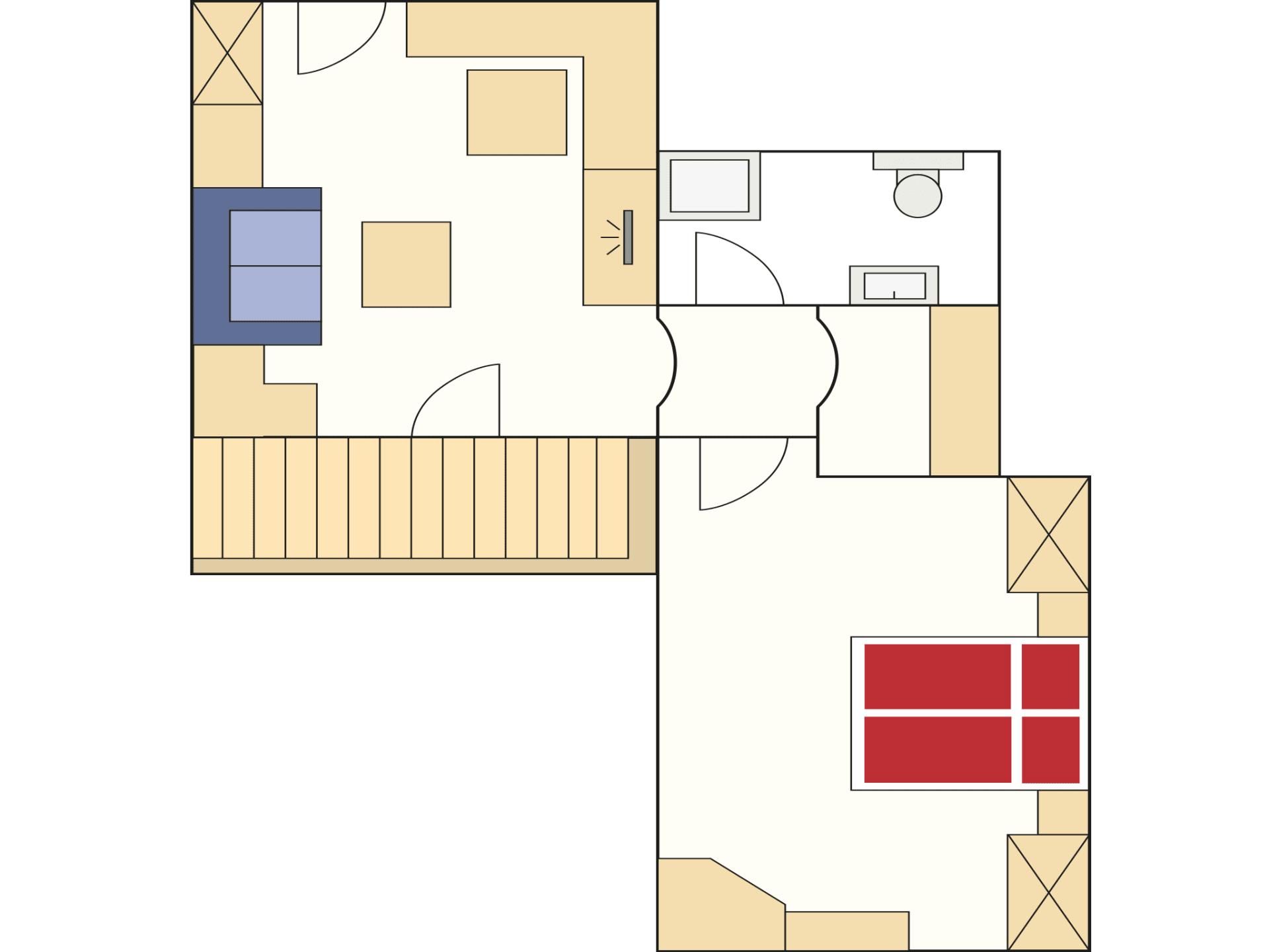 Apartement - Murmele