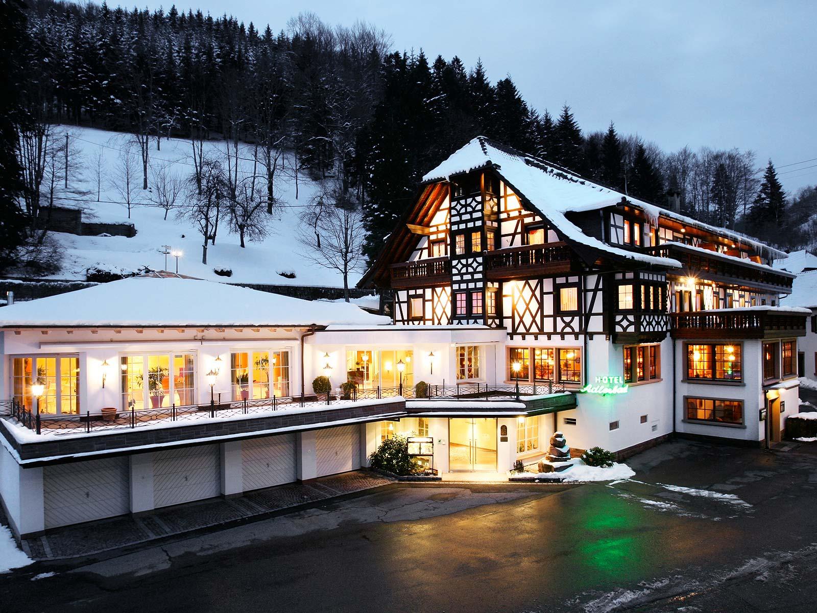 Adlerbad Weihnachten-Silvester