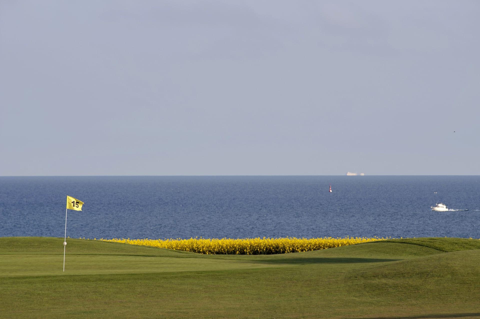 Golf- Kurzurlaub