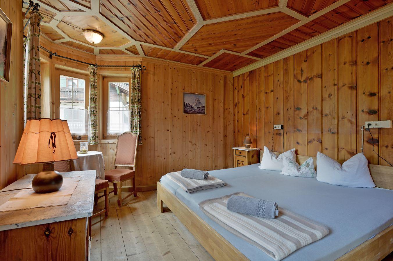 Wandererhäusl Doppelzimmer