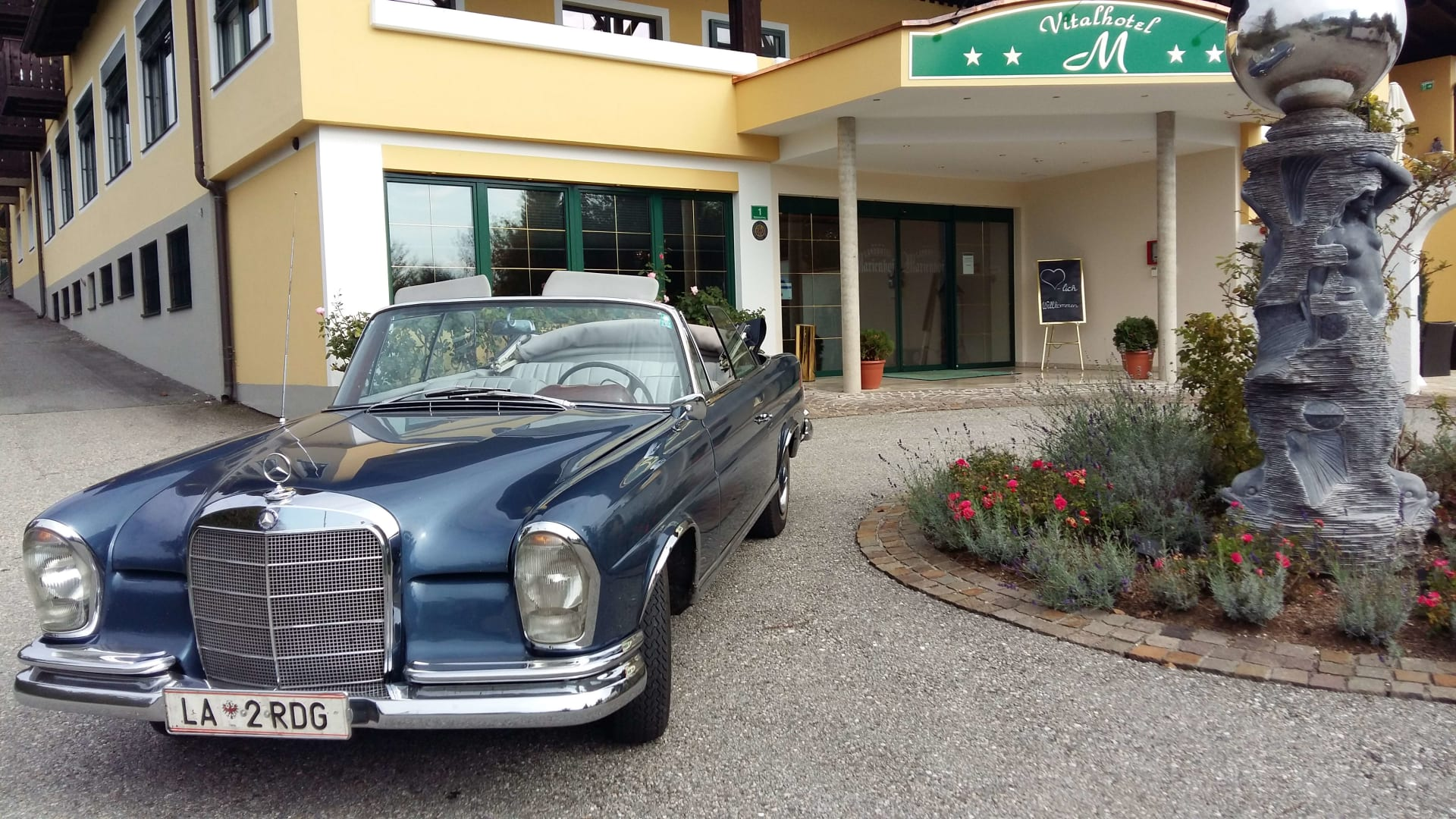 Vintage car package 4 nights