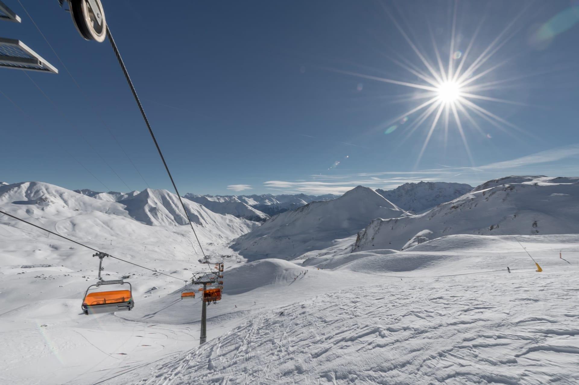 360 Grad Skierlebnis - 6 Nächte