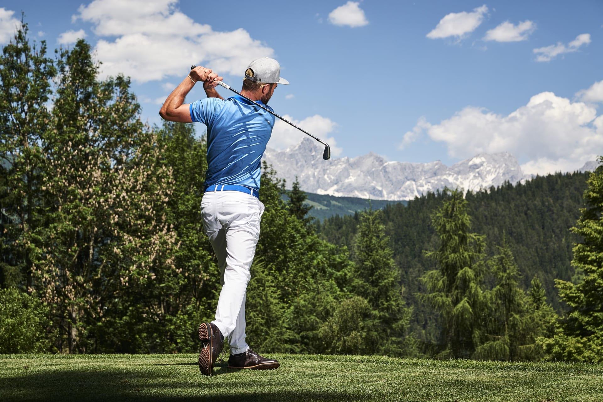 2 Nächte Tauern-Golf-Genuss  (Juni-Sept)