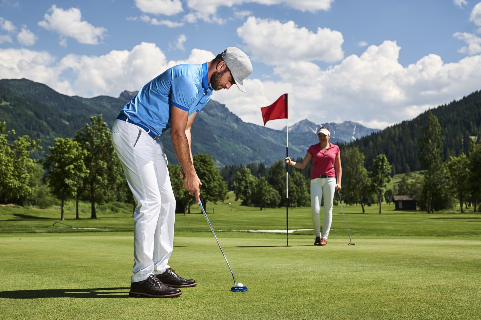Summer Golf Days Radstadt from 23.-27 June