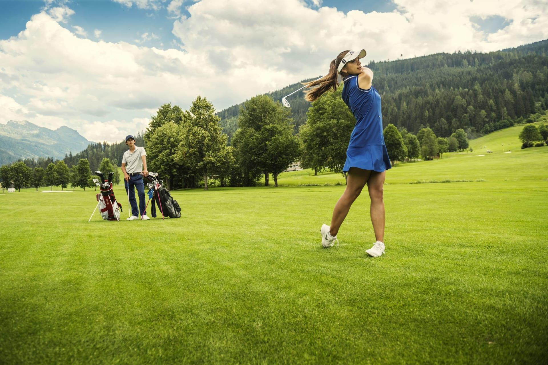 4 Nächte Golf-Auszeit Radstadt  (Juni-Sept)