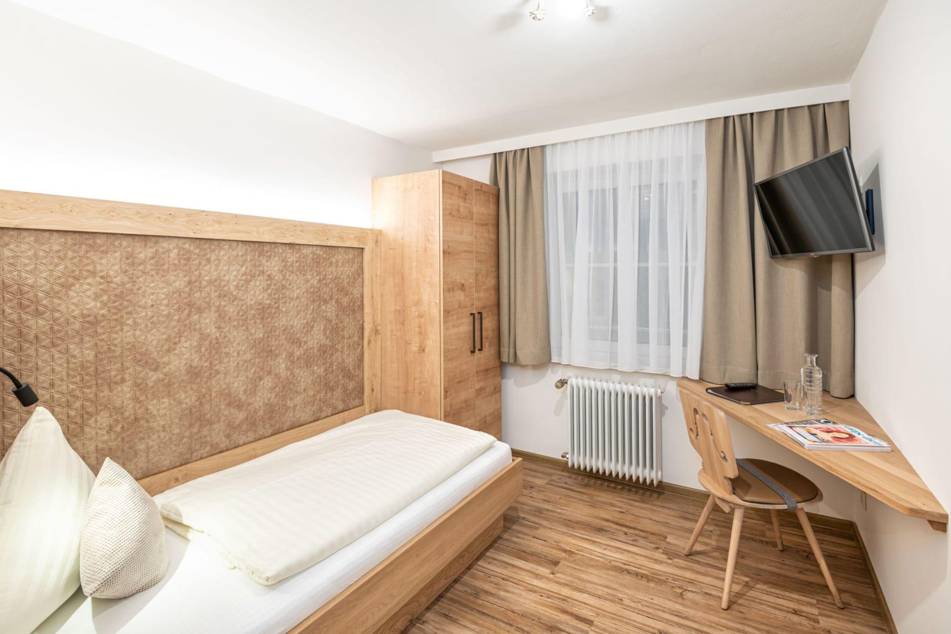 Bräu-Einbettzimmer