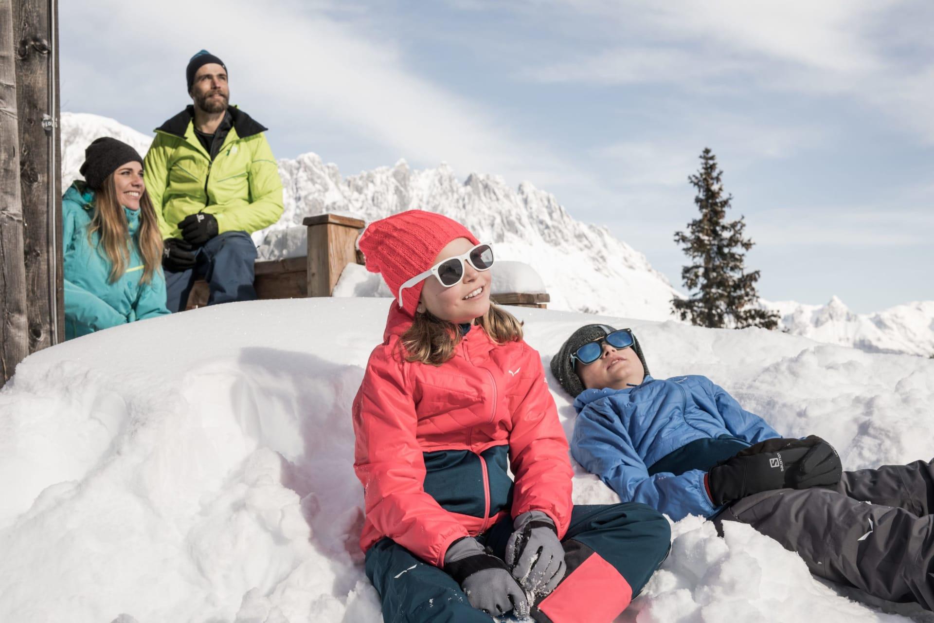 Ski Amade Finale – 5 Nächte Skiurlaub Salzburg