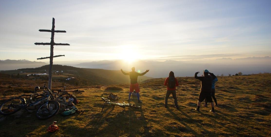 Early Bird Ride – Sonnenaufgangs-Tour