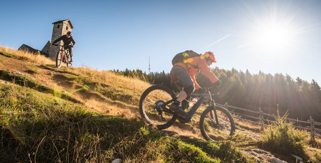 Mountain bike weeks with 315 sunny days
