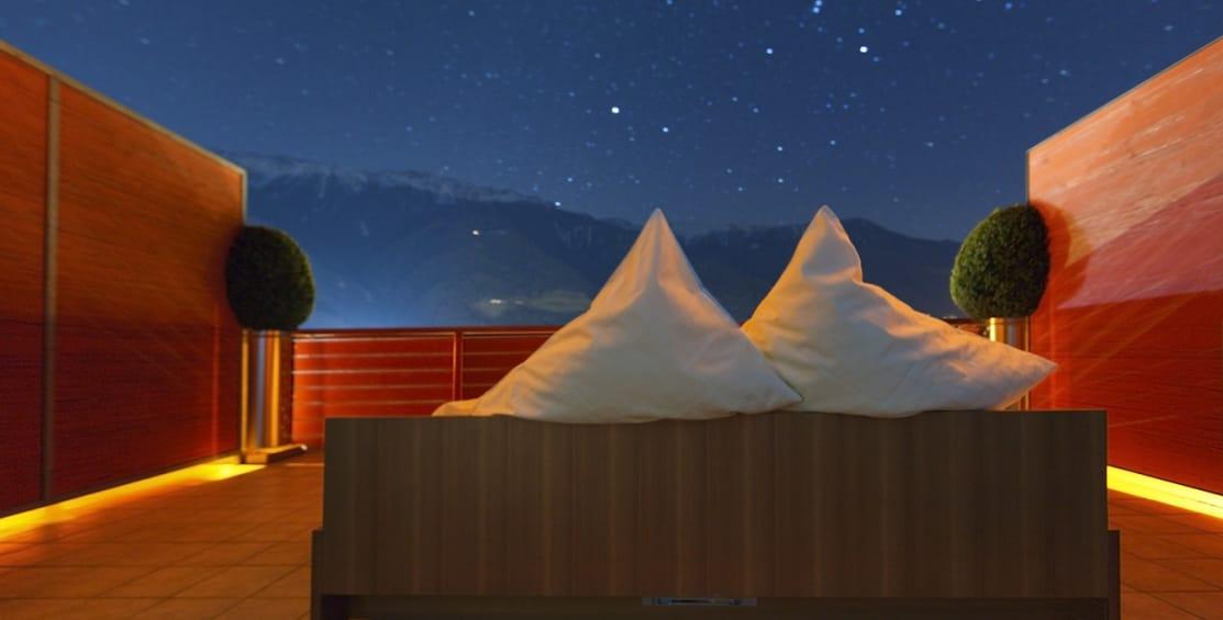 Sternenzeit - Schlafen unter freiem Himmel