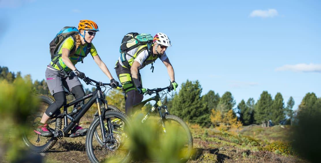 Ötzi Bike Cross Country and Trail-Week